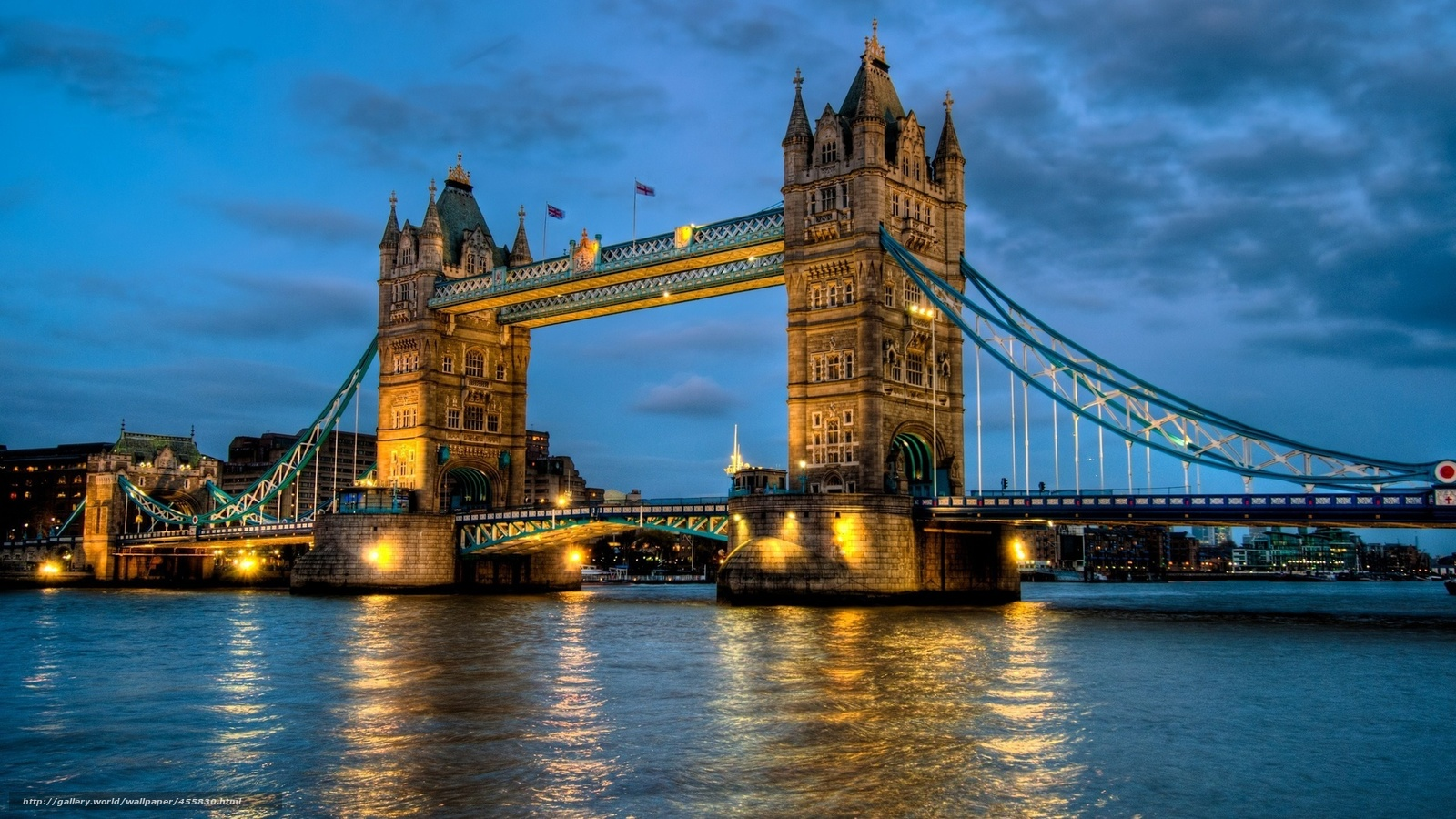 wallpaper London  uk  tower bridge  London free desktop wallpaper    London Bridge At Night Wallpaper