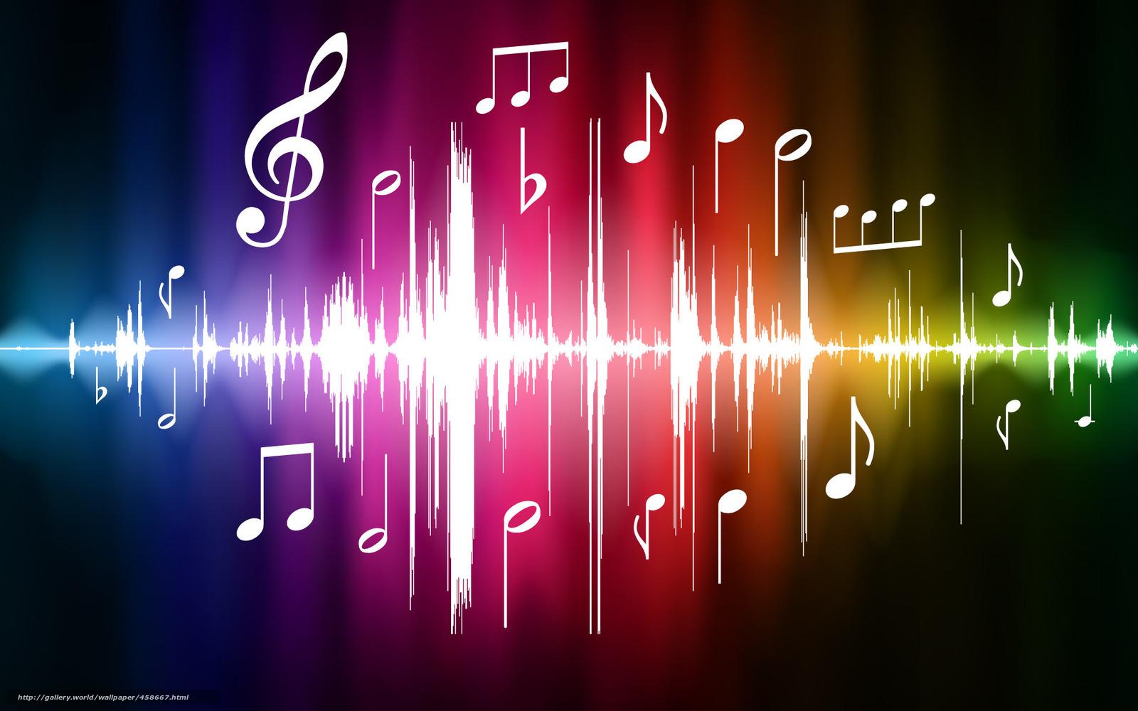 Download hintergrund musik musik abstraktion farbe freie desktop