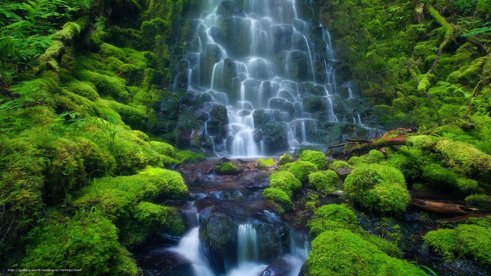 壁纸 风景 旅游 瀑布 山水 桌面 1600_900