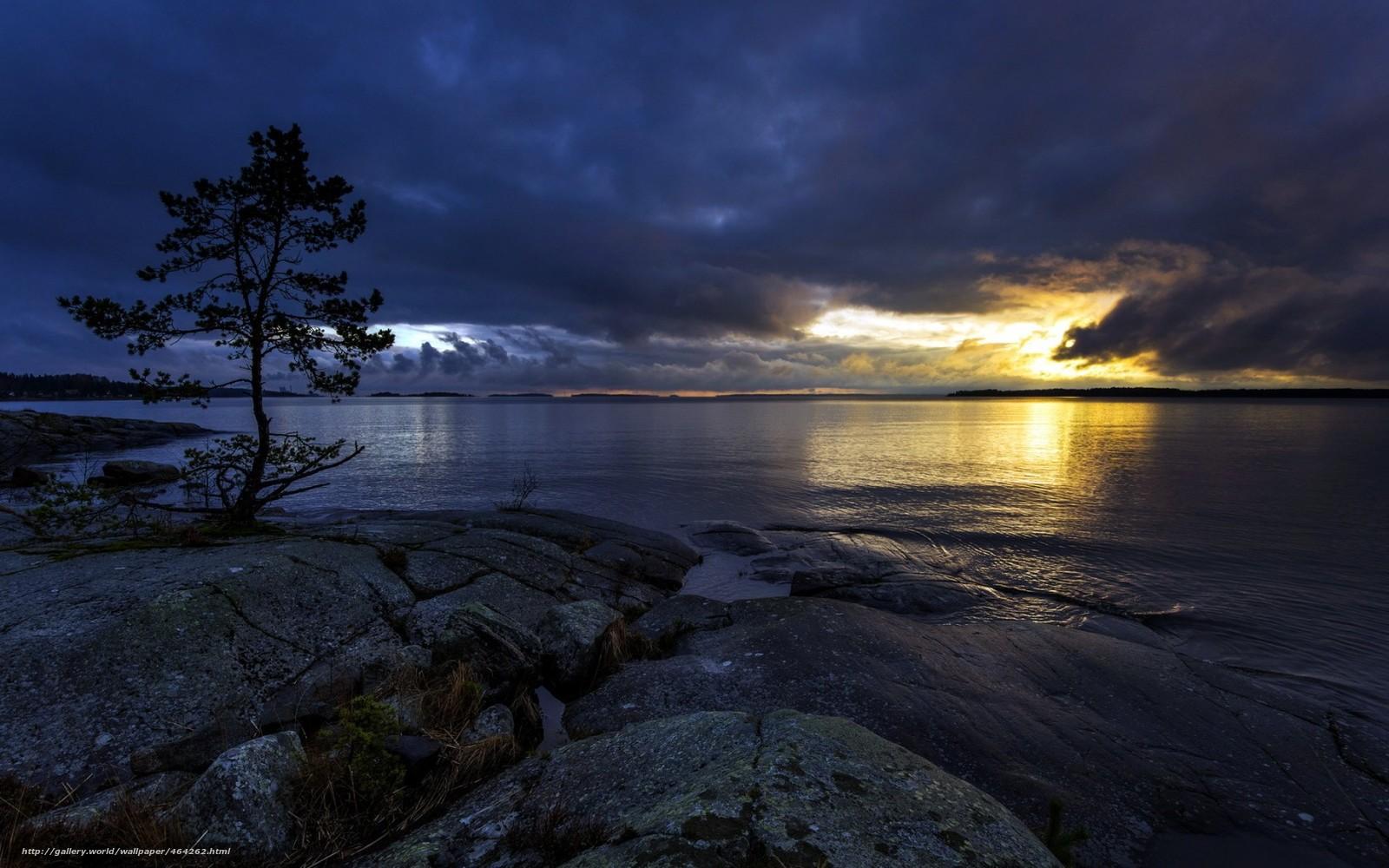 Tlcharger fond d 39 ecran nuit lac paysage fonds d 39 ecran for Bureau fond d ecran