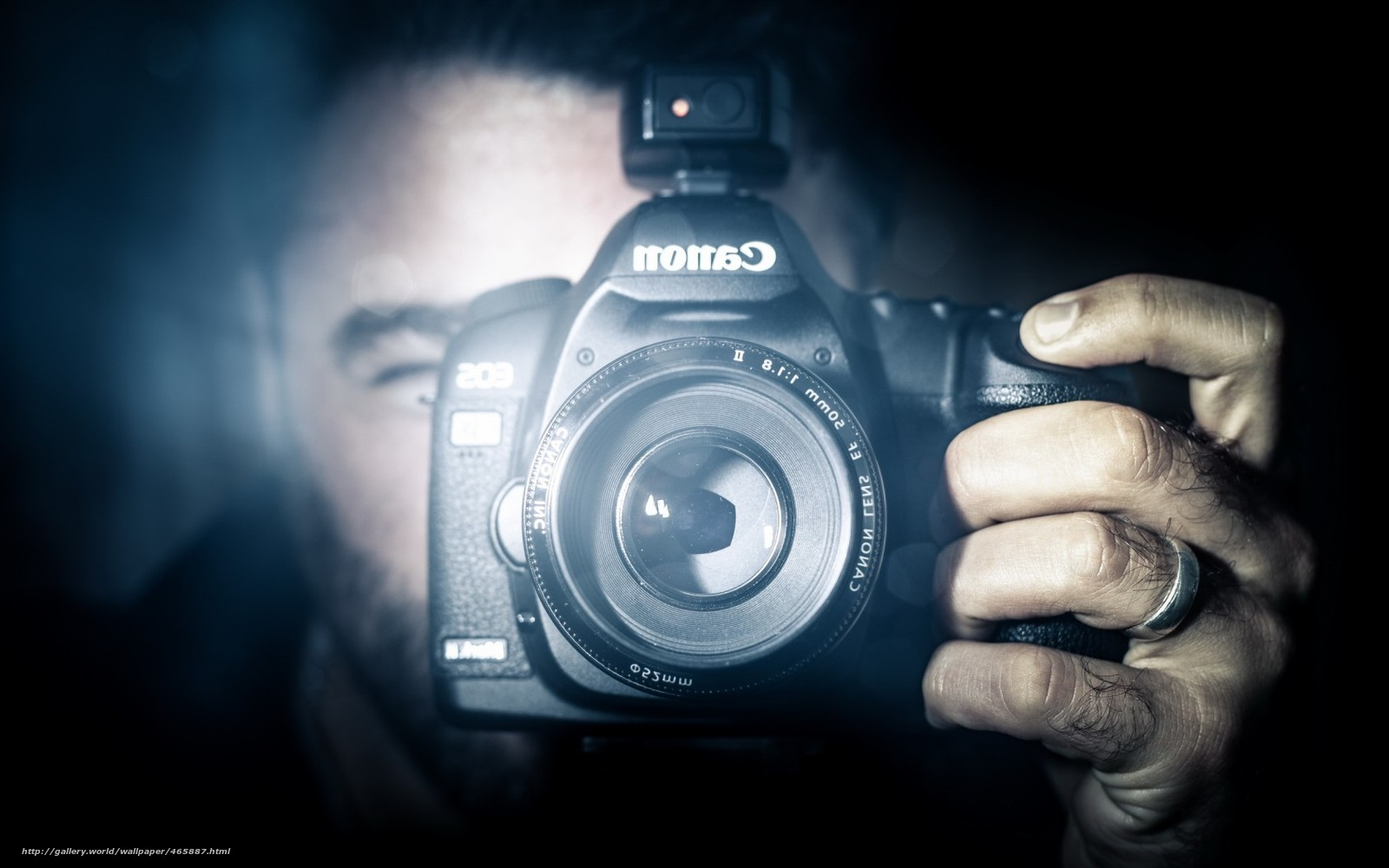 Tlcharger fond d 39 ecran appareil photo miroir fond fonds for Miroir wallpaper
