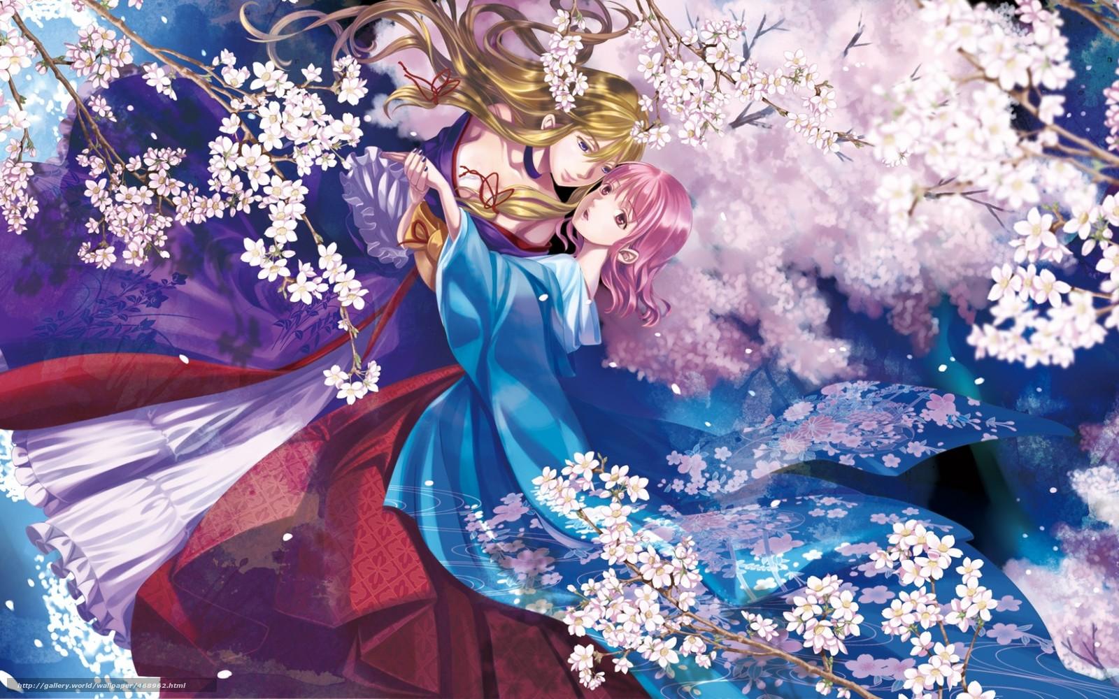 sakura wallpaper girls anime - photo #12