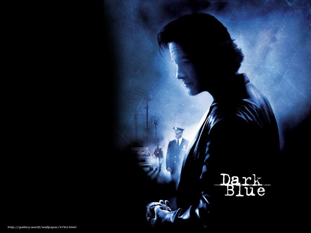 Dark Blue Movie