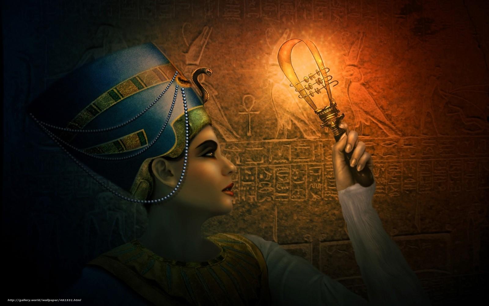 queen egyptian art wallpaper - photo #22