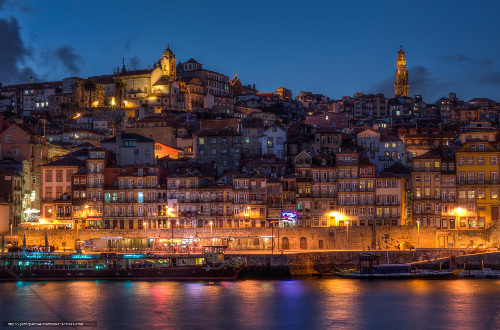 Vila Nova De Gaia Portugal  City new picture : Papel de parede Vila Nova de Gaia, Portugal, Porto, porto, cidade ...