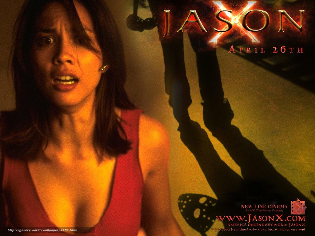 Descargar gratis Jason X  Jason X  pelcula  pelcula Fondos de    Jason X