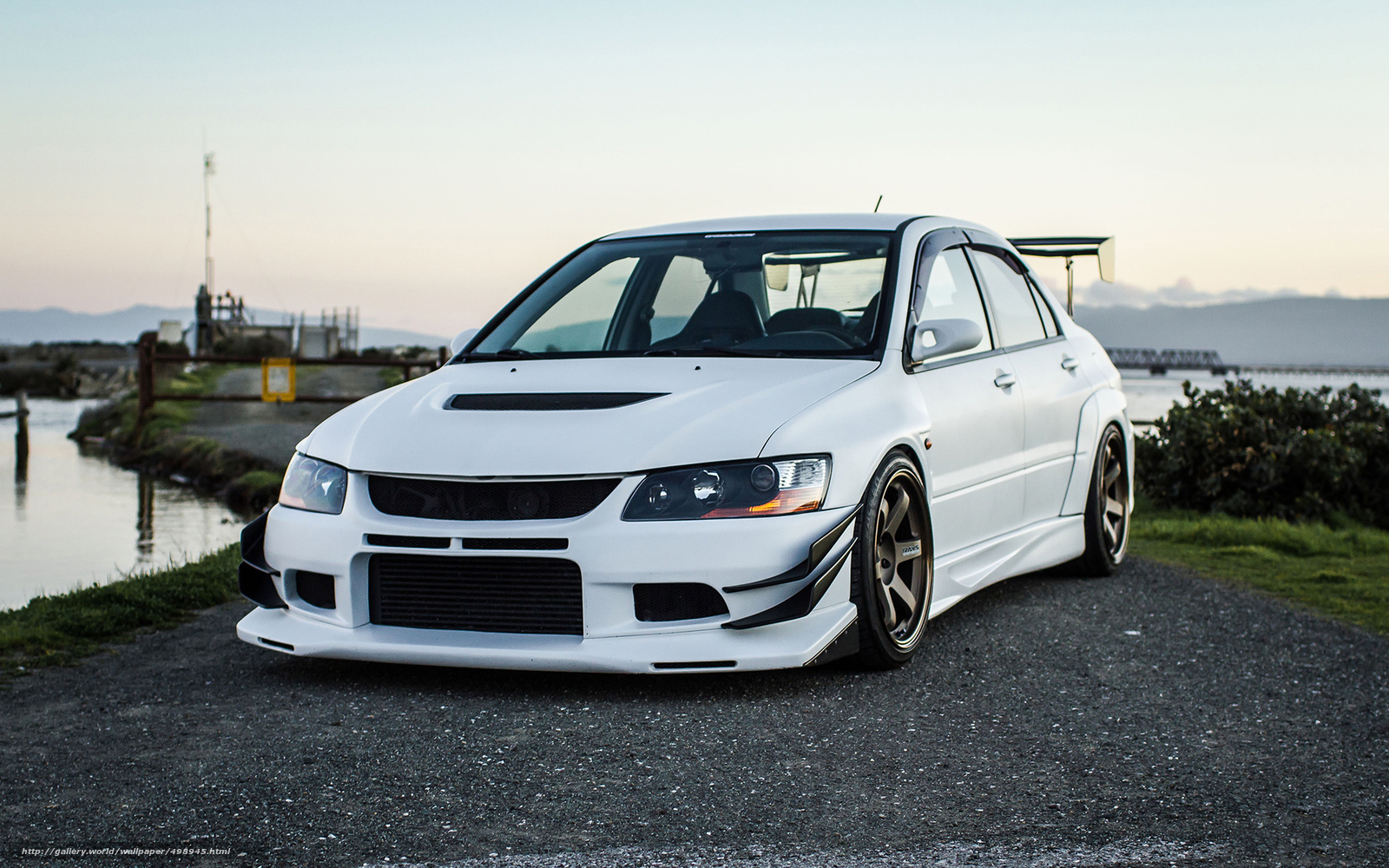 white mitsubishi evo wallpaper images pictures becuo