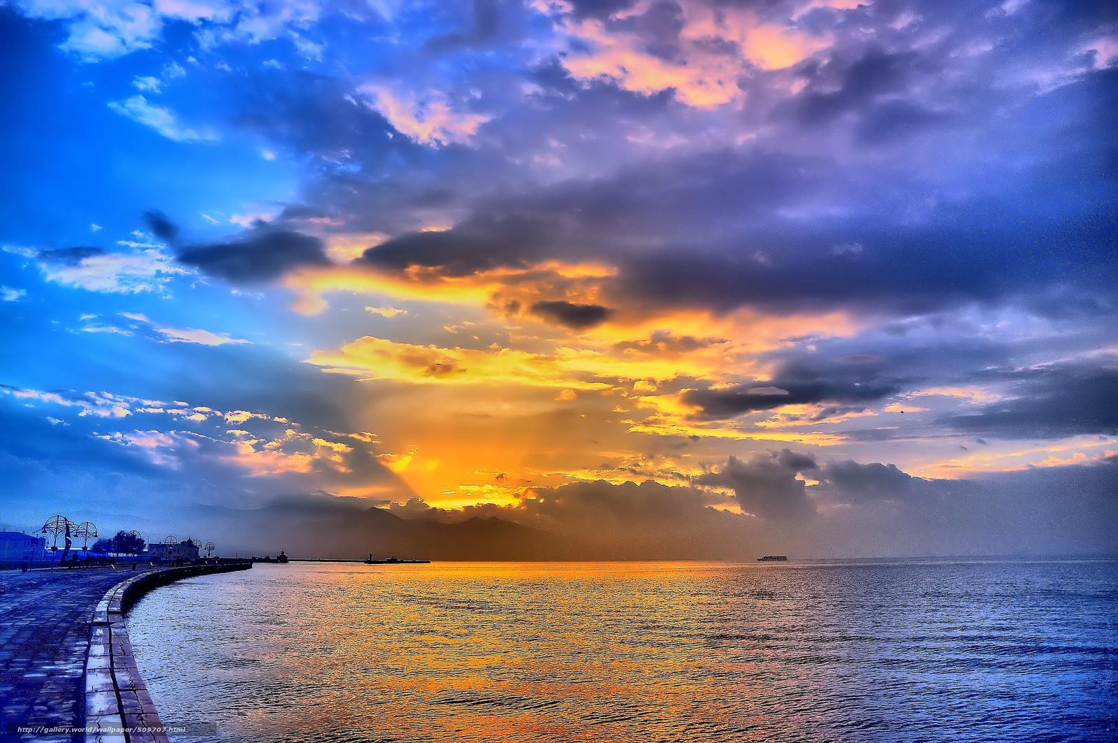 ᐈ Заката на море фото и картинки закат на море скачать