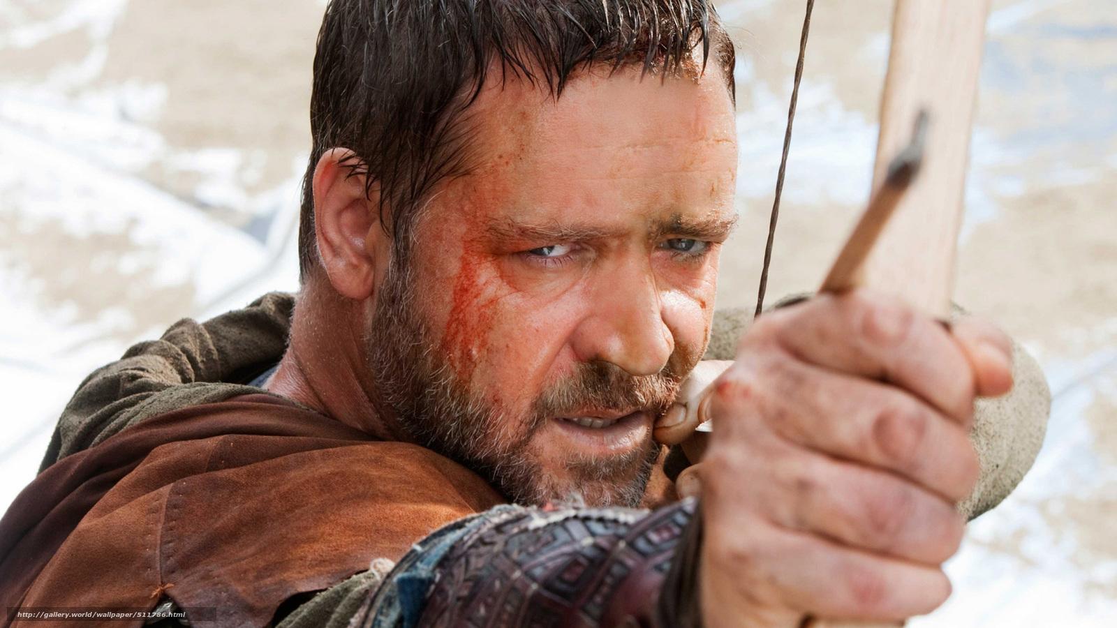 Tlcharger Fond decran acteur, voir, homme, Robin des Bois