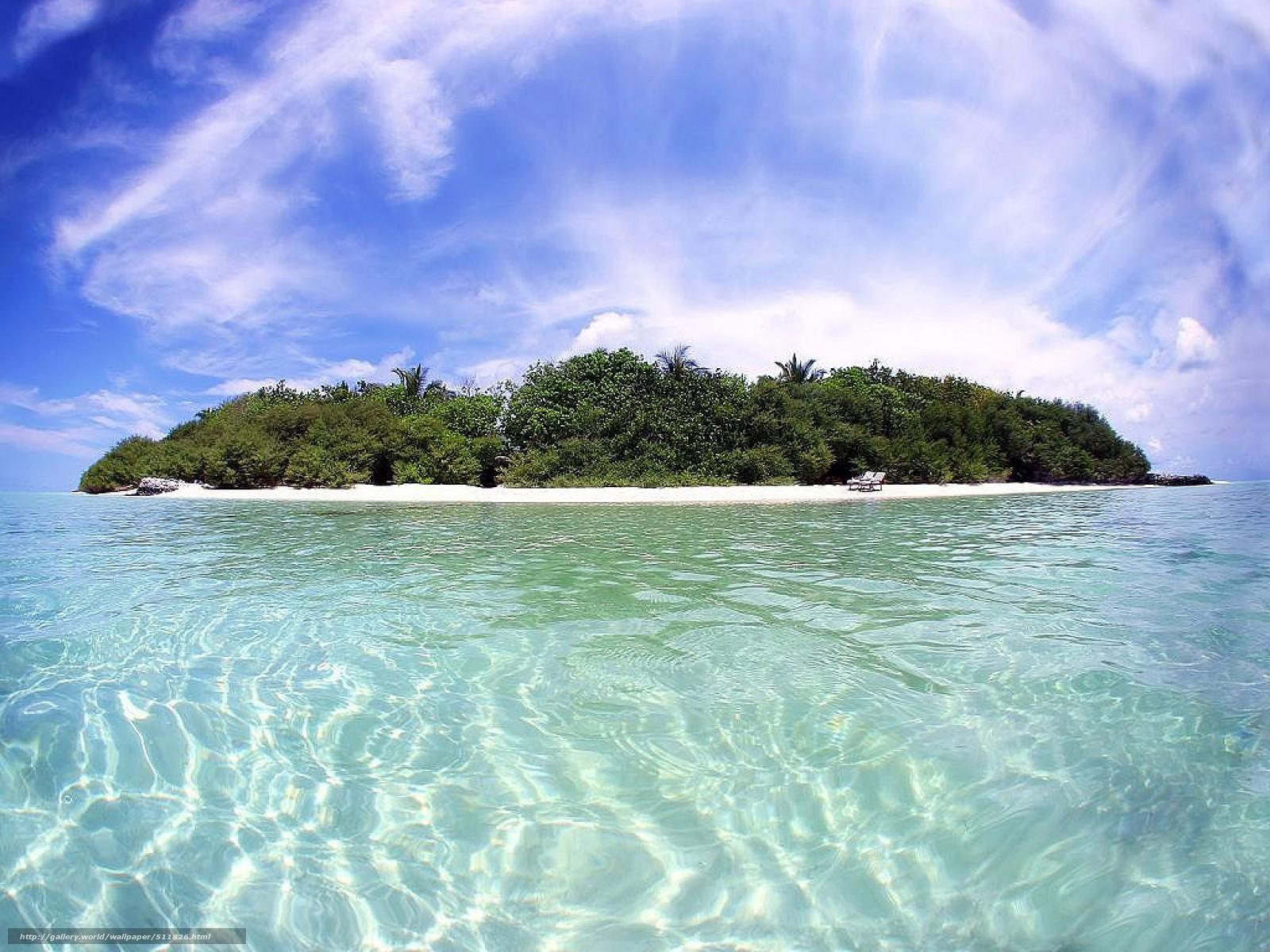 Остров счастья.  Лучшие картинки с изображением воды, реки, озера, моря и океаны).