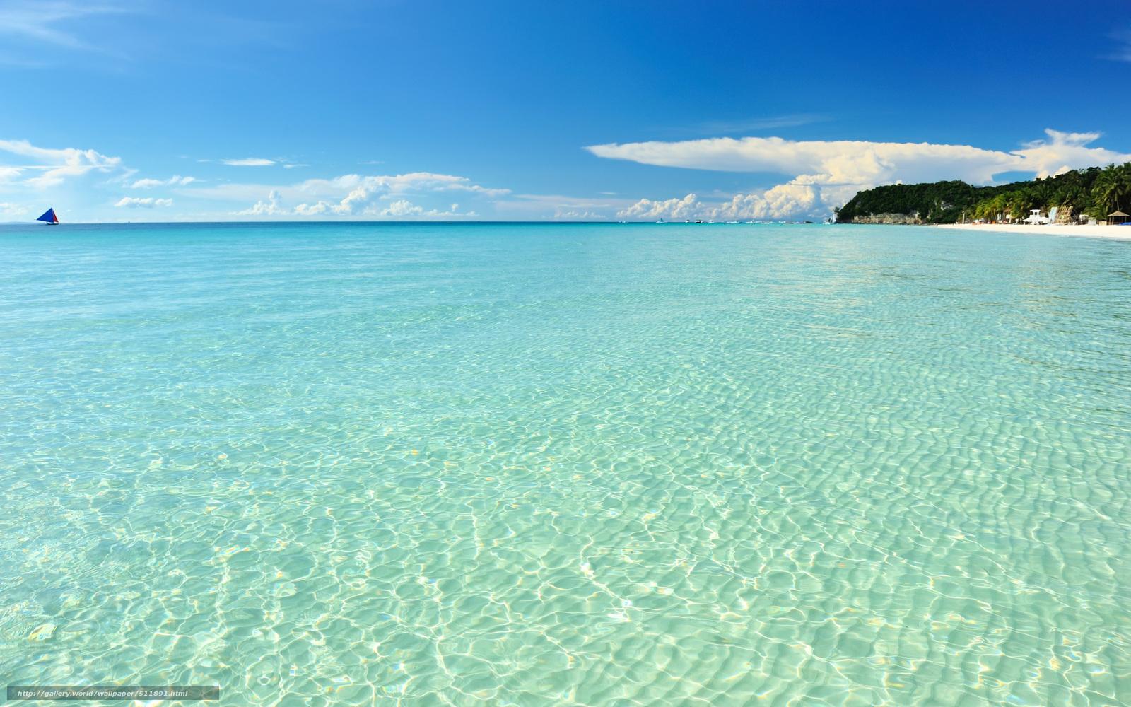 Фото моря красивое
