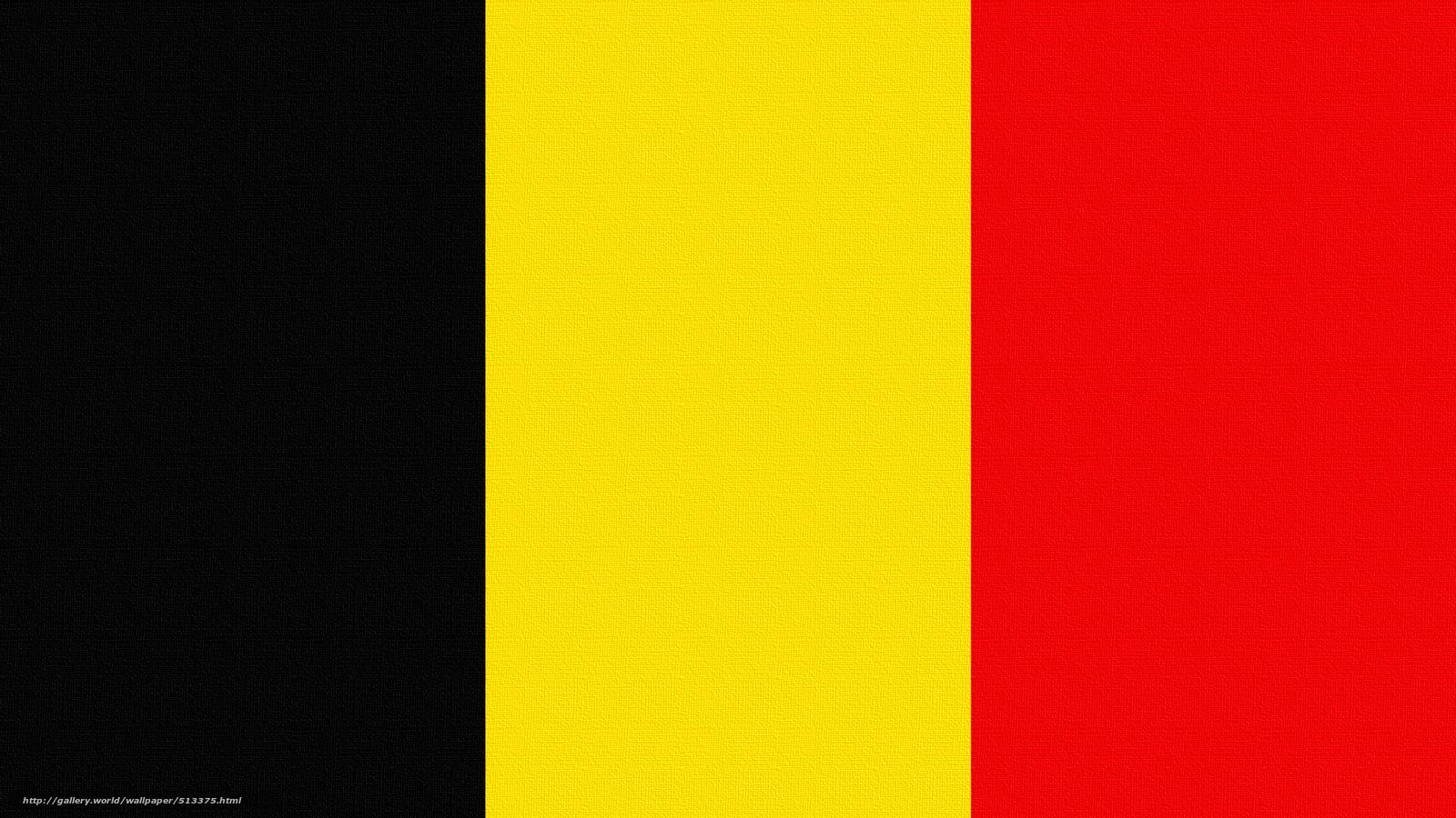 tlcharger fond d 39 ecran noir drapeau jaune belgique fonds d 39 ecran gratuits pour votre. Black Bedroom Furniture Sets. Home Design Ideas