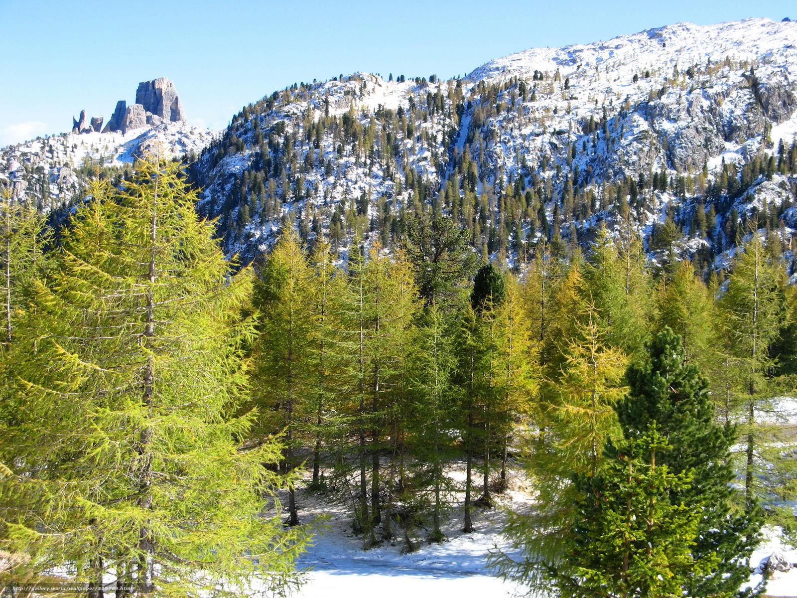 Tlcharger Fond D Ecran Montagnes Italie Paysage Alpes