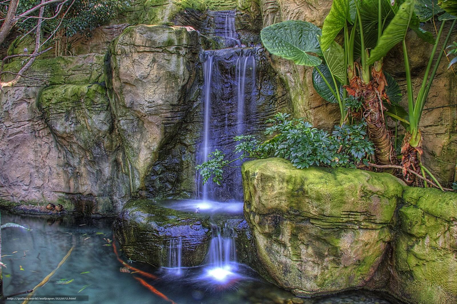 Картинки для рабочего стола скачать бесплатно водопад 8