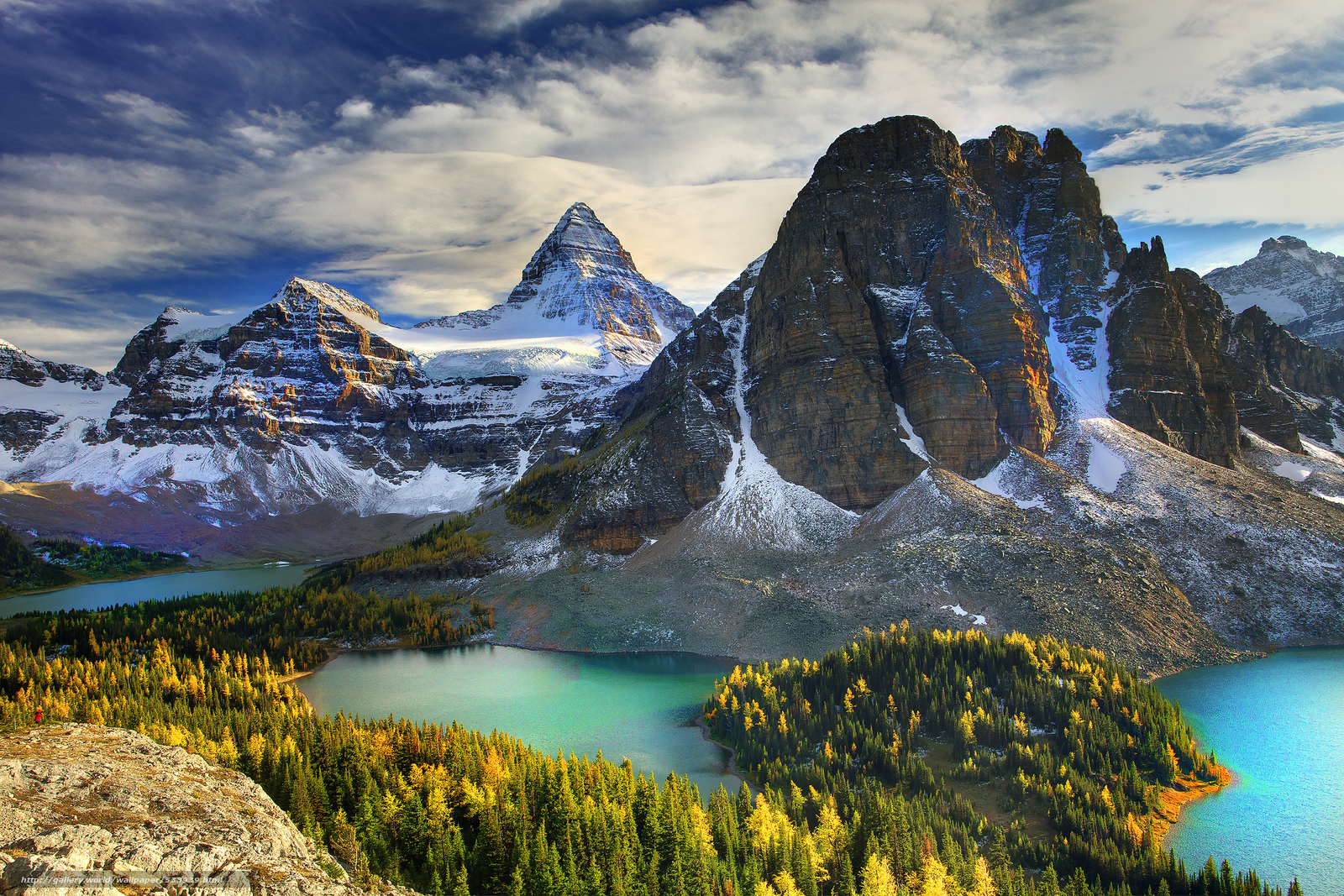 Golden (BC) Canada  city photos gallery : ... afternoon golden light mt assiniboine provincial park , bc , canada