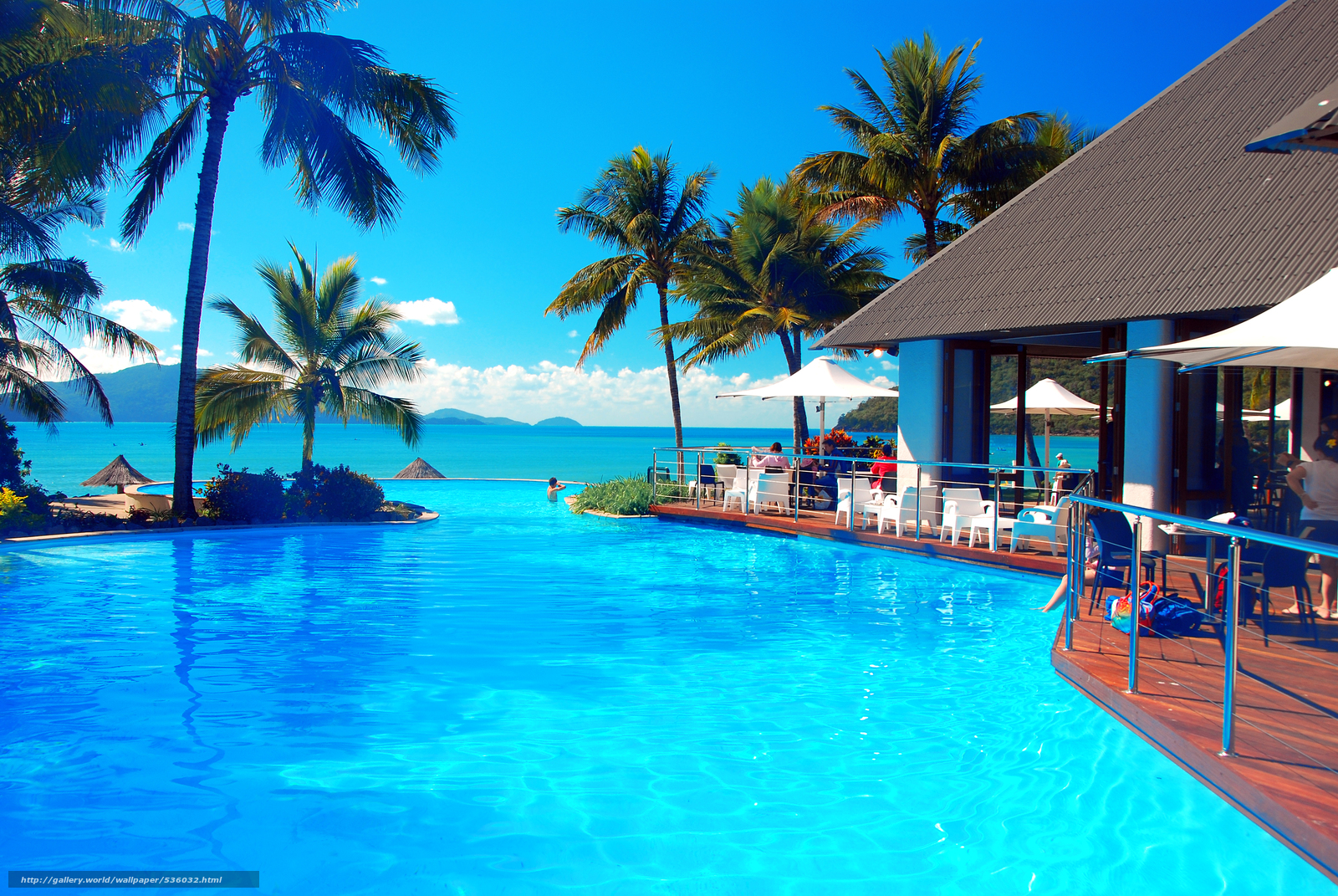 Tlcharger fond d 39 ecran mer piscine luxe fonds d 39 ecran for Piscine luxe