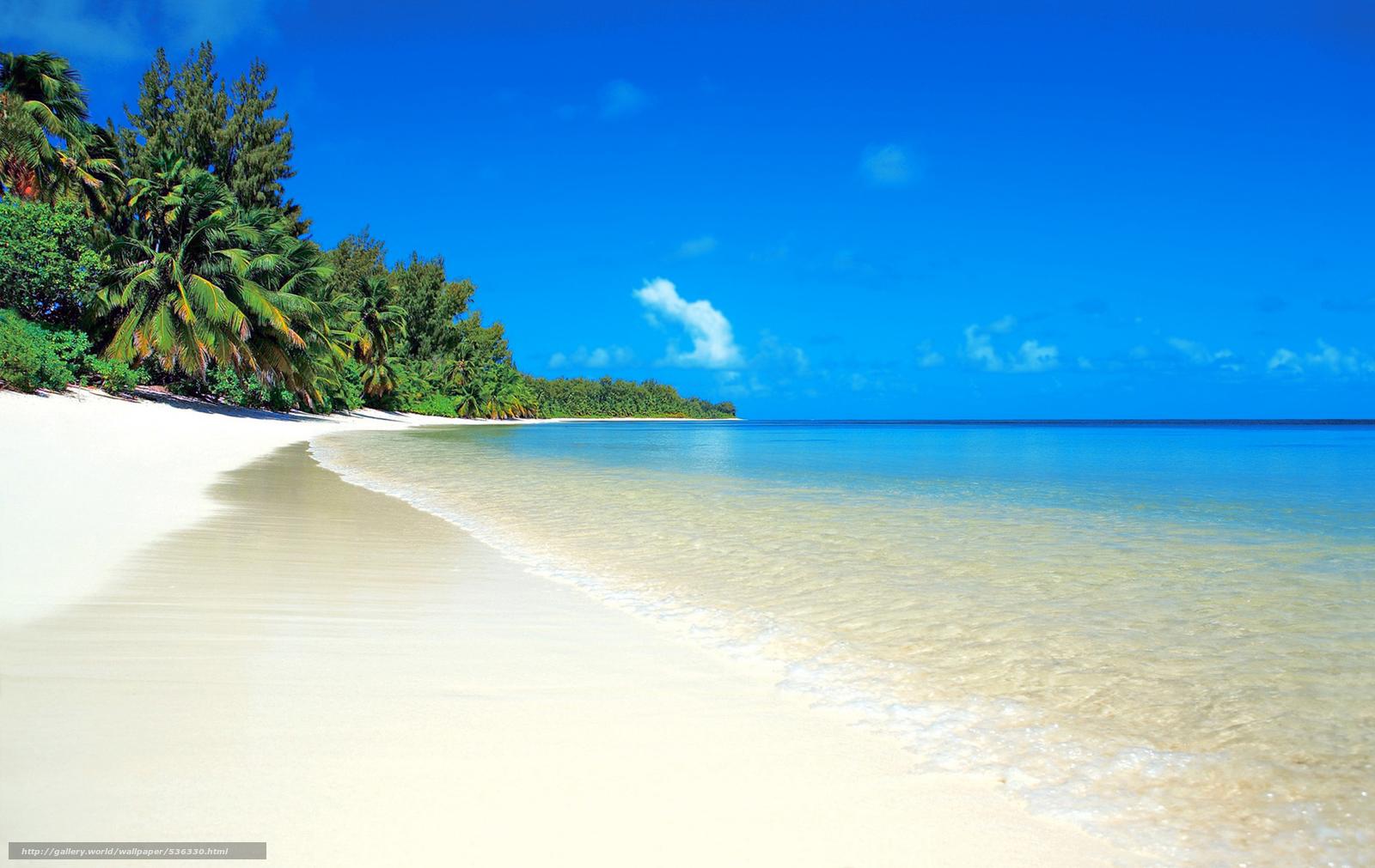 Tlcharger Fond d'ecran paysage, plage, mer Fonds d'ecran gratuits pour votre rsolution du bureau ...