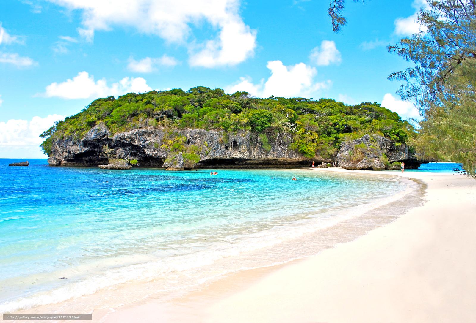 Море пляж пейзаж