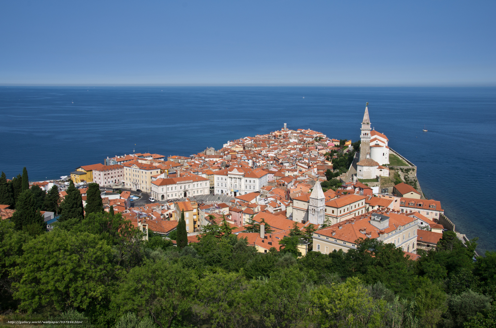 Download wallpaper piran istria slovenia free desktop wallpaper in the resolution 4928x3264 - Walpepar photos ...