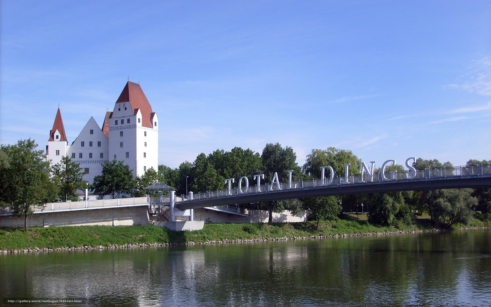 Download wallpaper city, Ingolstadt, Germany, castle free desktop ...: gde-fon.com/download/city_ingolstadt_germany_castle_bridge_river...