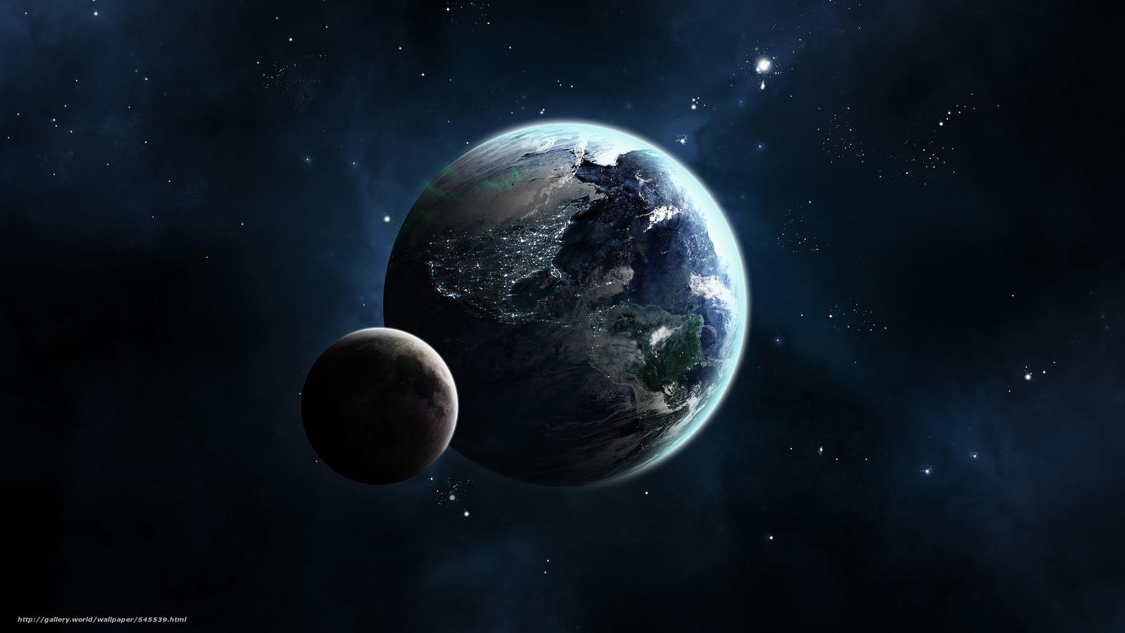 space wallpaper 2560x1440