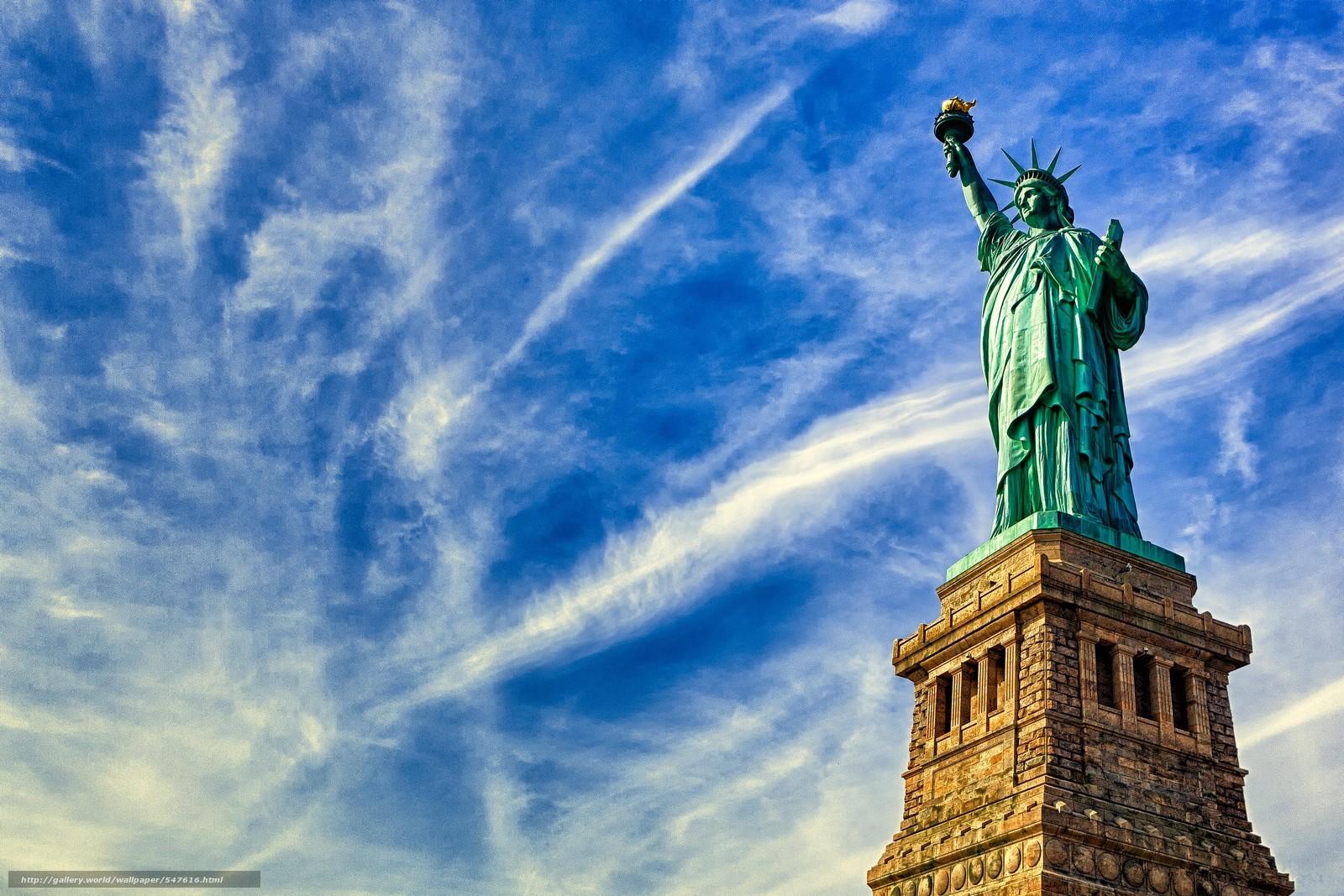 Статуя свободы фото в хорошем качестве