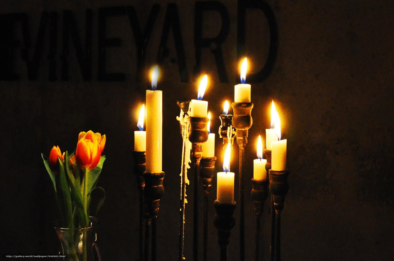 tlcharger fond d ecran bougies feu fleurs fonds d ecran gratuits pour votre rsolution du