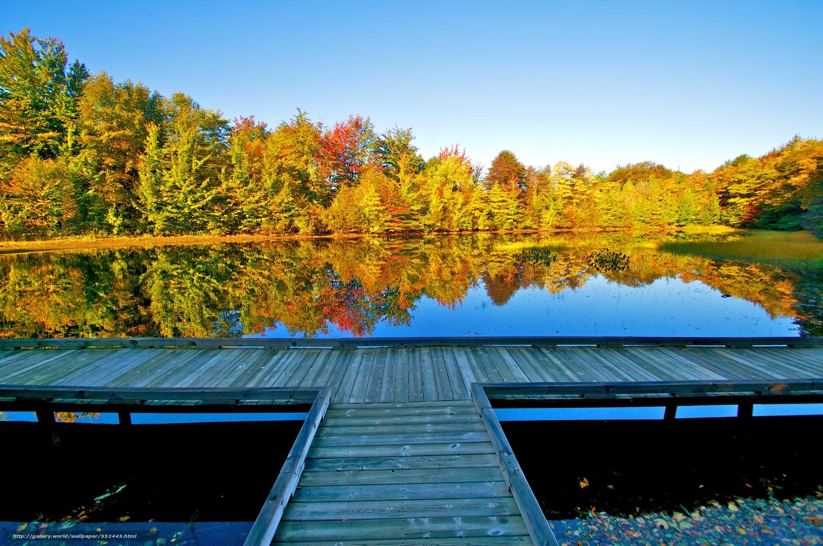 tlcharger fond d 39 ecran automne arbres lac nature fonds d 39 ecran gratuits pour votre rsolution. Black Bedroom Furniture Sets. Home Design Ideas