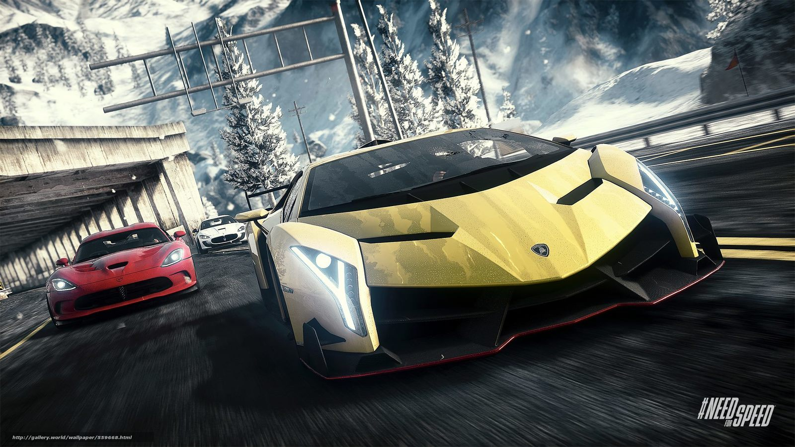 Download wallpaper Need for Speed  Rivals  Lamborghini Veneno  Dodge    Nfs Rivals Lamborghini