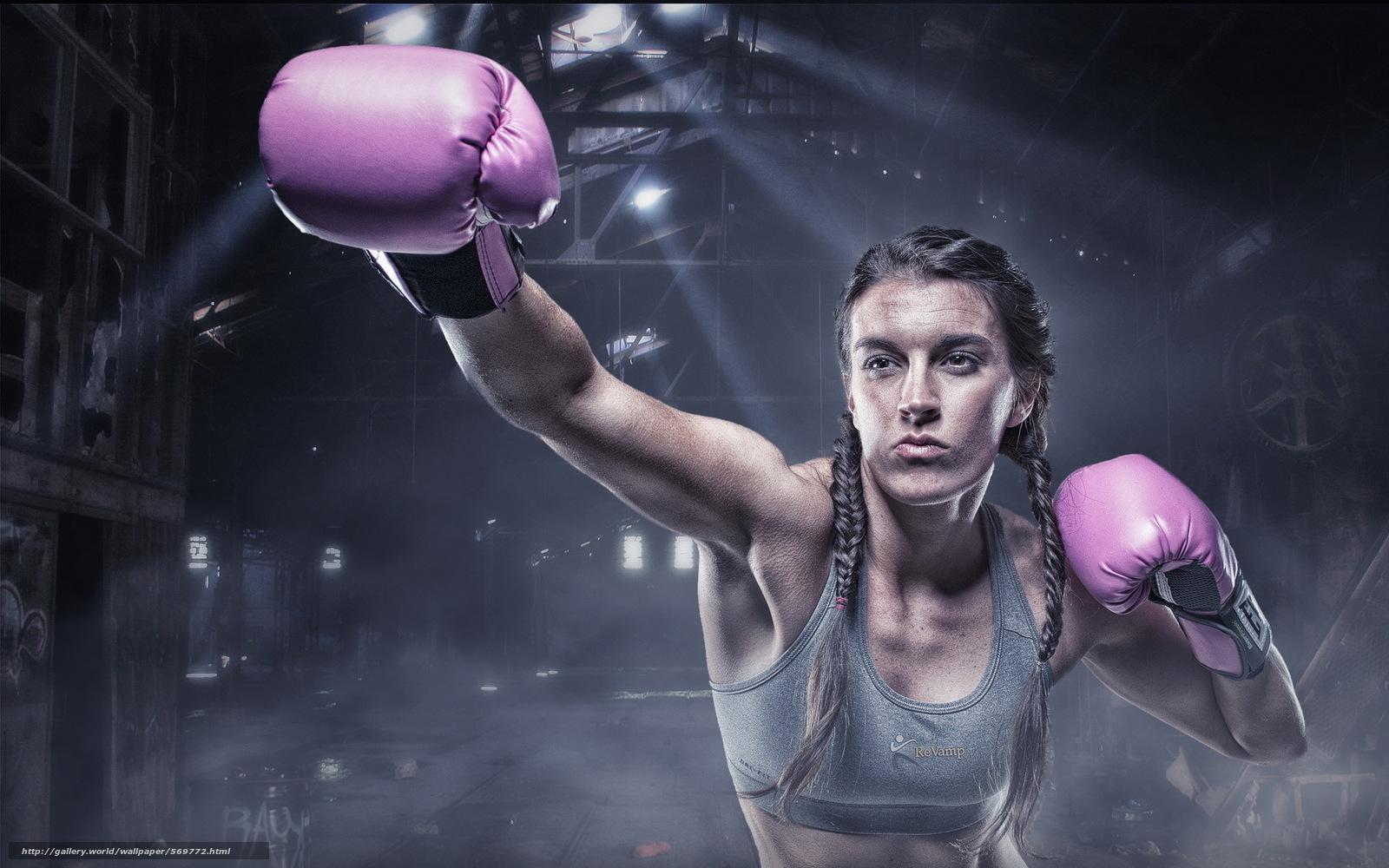 Женский бокс  сайт о боксе для девушек и фитнесбоксе для