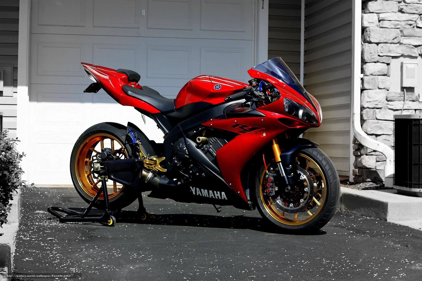 Yamaha R Size