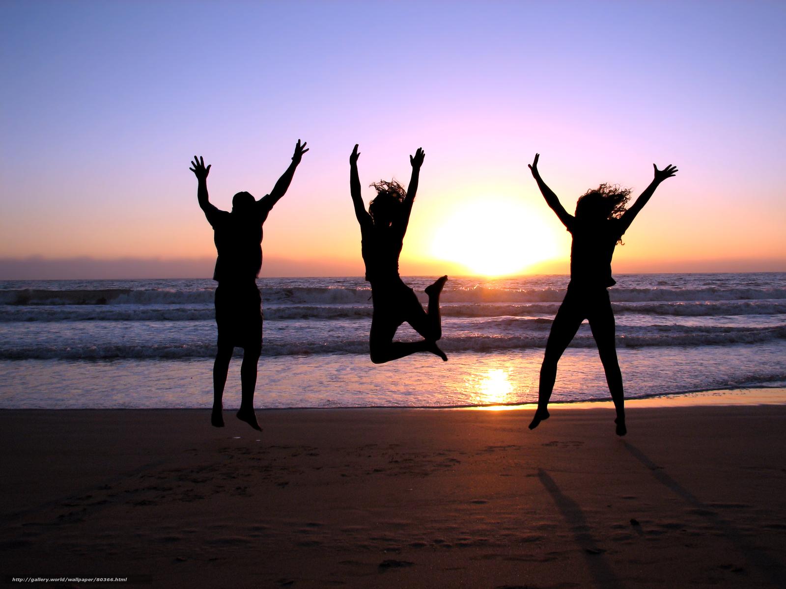 Девушки на море фото