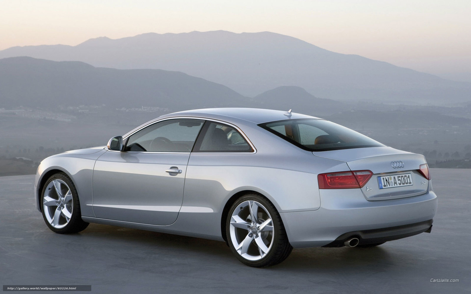 Download Wallpaper Audi A5 Auto Machines Free Desktop