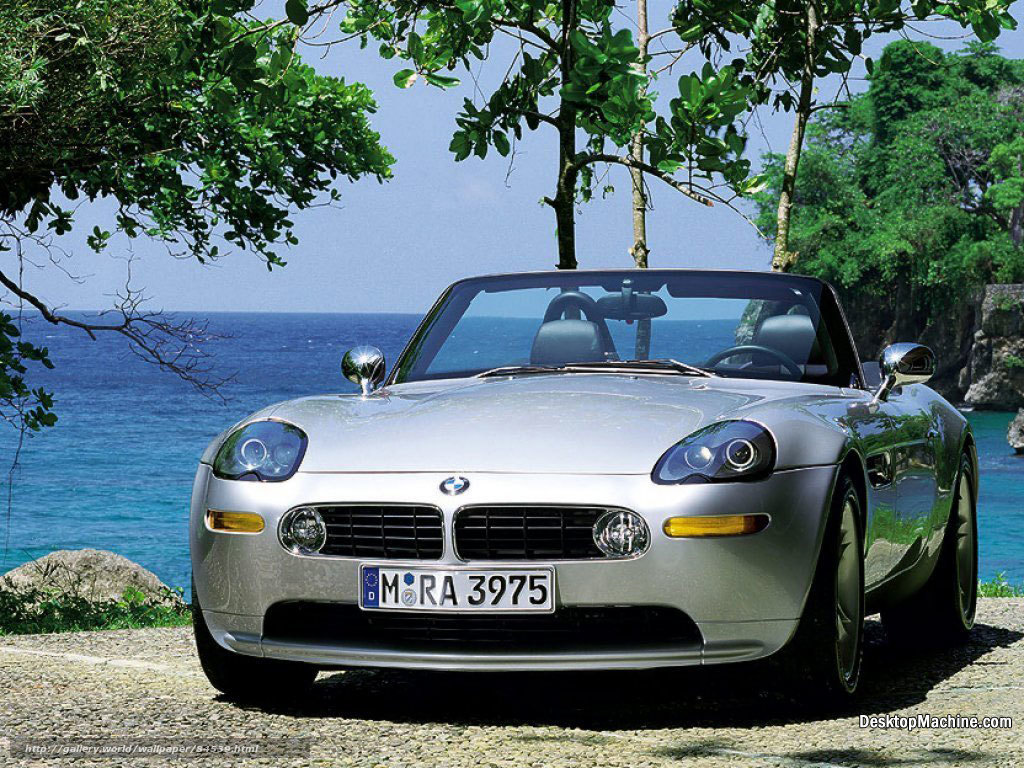 Download Wallpaper Bmw Z8 Auto Machines Free Desktop