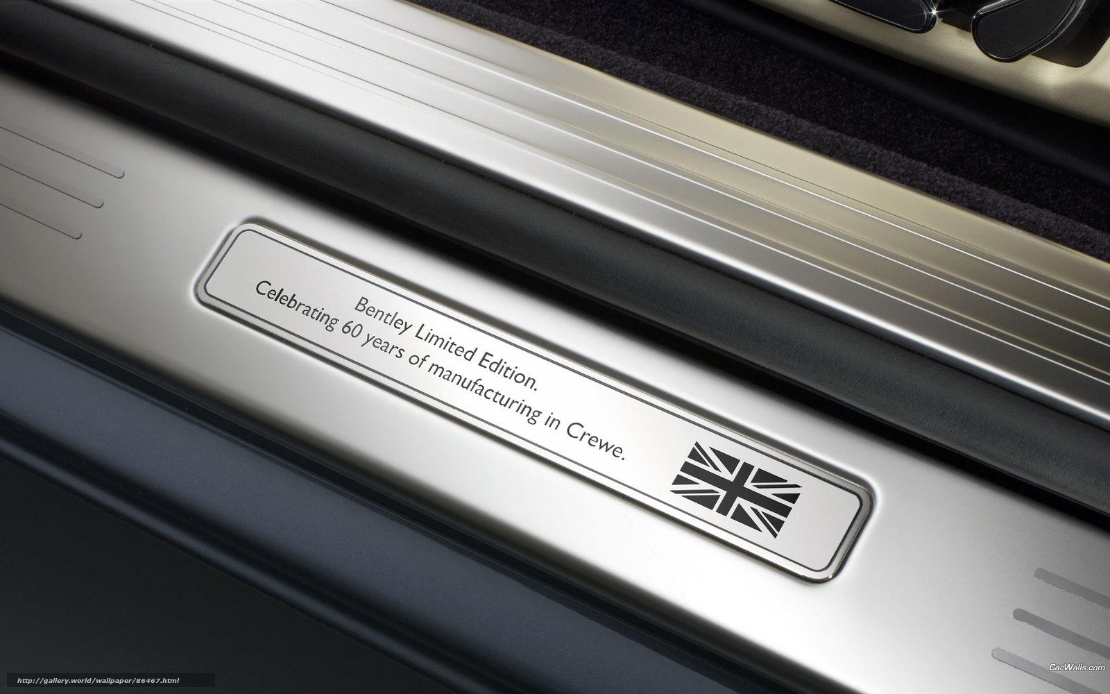 Download Wallpaper Bentley Continental Auto Machines