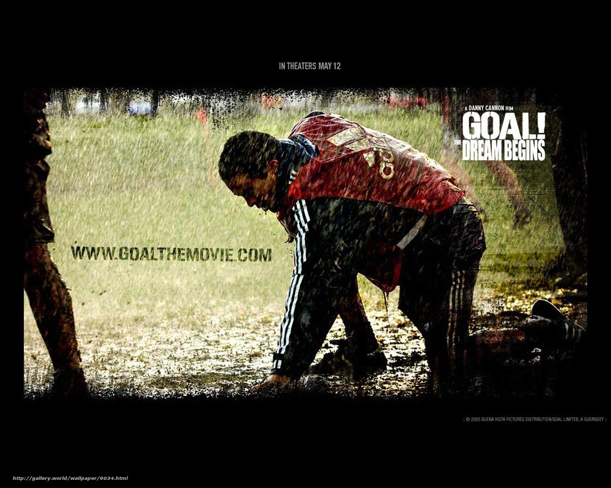 Goal! The Dream Begins Blu-ray
