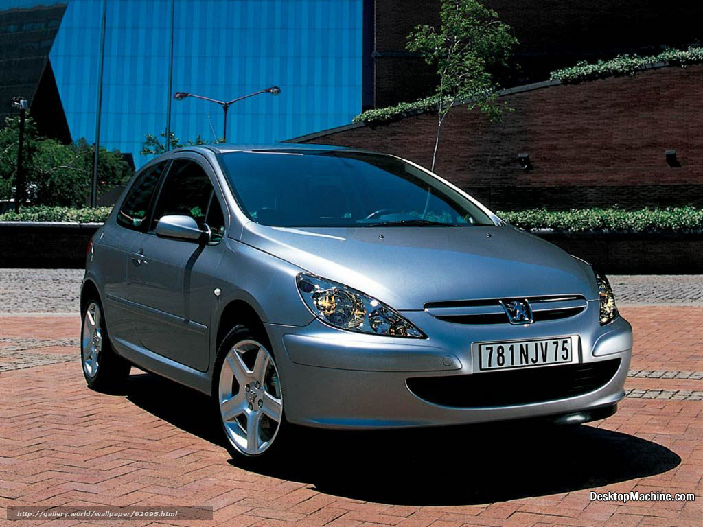 peugeot 307 je wallpapers - photo #12