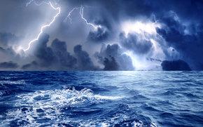картинки  морей гроза дракон
