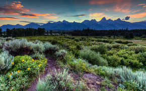 Wyoming, Jackson Hole, Grand Teton National Park
