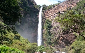Itiquira, Brazil, Cachoeira