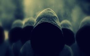sombre, hoodies, pluie