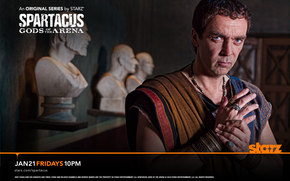 Спартак: Боги Арены (1 сезон) / Spartacus: Gods of the Arena / 2011 / TVRip - LostFilm