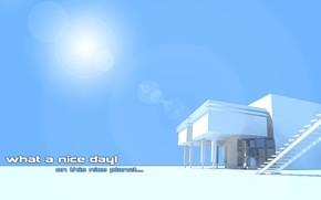 Настроения: независимость, одиночество, надписи, чудесный день на чудесной планете, фантастика, простота, прогресс