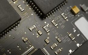 Hi-tech: микросхема, плата, техника