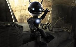 Hi-tech: робот, энергия