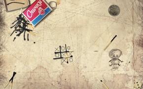 Разное: бардак, реализм, мусор, стол, креатив