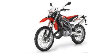 Мотоциклы: Aprilia, Offroads, RX125, RX125 2008, мото, мотоциклы, moto, motorcycle, motorbike