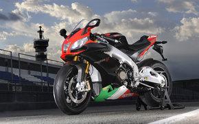 Мотоциклы: Aprilia, Road, RSV4 R, RSV4 R 2010, мото, мотоциклы, moto, motorcycle, motorbike