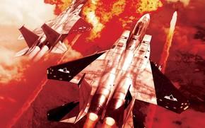 Авиация: война, ракета, истребитель