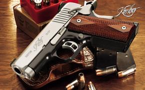Оружие: пистолет, оружие
